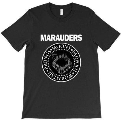 Marauders T-shirt Designed By Mendoz