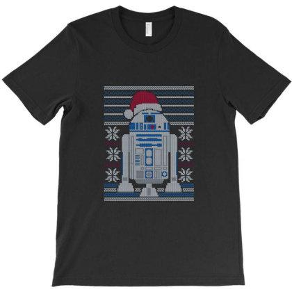 Merry Droidmas T-shirt Designed By Mendoz