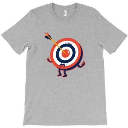 Bullseye T-shirt Designed By Dyarez