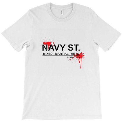 Navy Street Shirt, Mma T-shirt Designed By Chritine