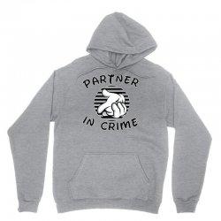 partner in crime Unisex Hoodie   Artistshot