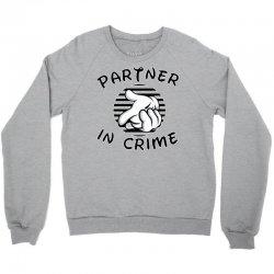 partner in crime Crewneck Sweatshirt   Artistshot