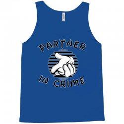 partner in crime Tank Top   Artistshot