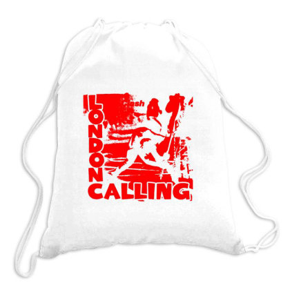 Smash Guitar Drawstring Bags Designed By Ingka Cristya