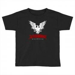 alter bridge black bird music vintage,,,, Toddler T-shirt | Artistshot