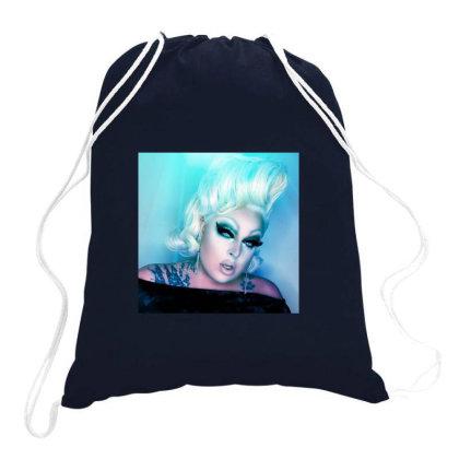Drag Pride Drawstring Bags Designed By Ingka Cristya