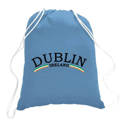 Dundalk Municipal District Drawstring Bags Designed By Dinar