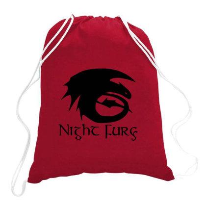 Strike Class Dragon Symbol Drawstring Bags Designed By Dinar