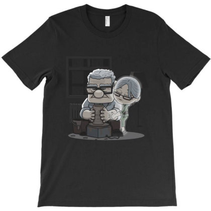 Upchained Melody T-shirt Designed By Clifford