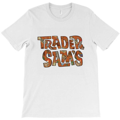 Trader Sams T-shirt Designed By Clifford
