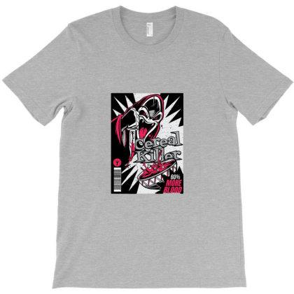 Cereal Killer T-shirt Designed By Harriet