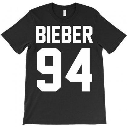 Bieber 94 T-shirt Designed By Hbk
