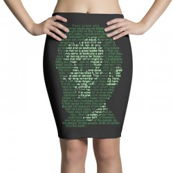 gettysburg address Pencil Skirts | Artistshot