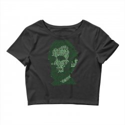 gettysburg address Crop Top | Artistshot