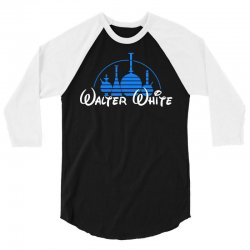 Walter White 3/4 Sleeve Shirt | Artistshot