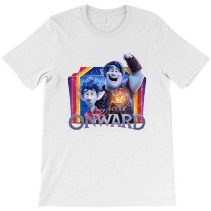 Onward Folder Icon T-shirt Designed By Cannieron