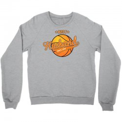 best husband basketball since 1950 Crewneck Sweatshirt | Artistshot