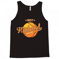 best husband basketball since 1950 Tank Top | Artistshot