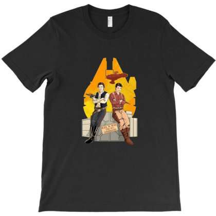 Partners In Crime T-shirt Designed By Hilmorera