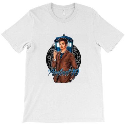 Perfect Ten T-shirt Designed By Hilmorera