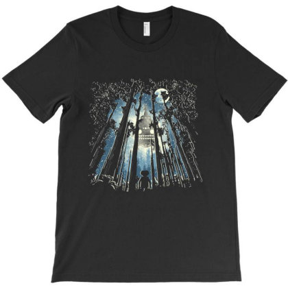 Phone Home T-shirt Designed By Hilmorera