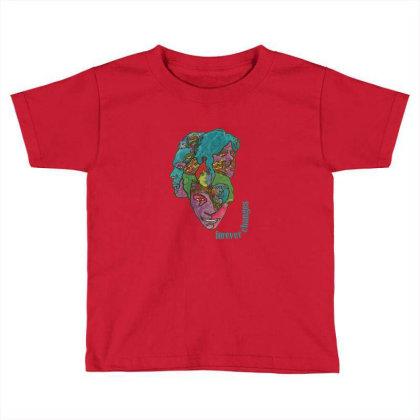 Arthur Lee Band Toddler T-shirt Designed By Zenisepti Nurhidayah