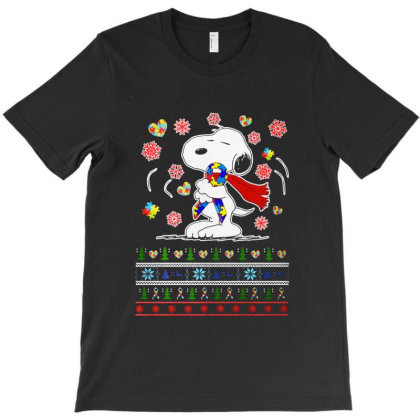 Dog Christmas - Dogs Lover T-shirt Designed By Hoainv