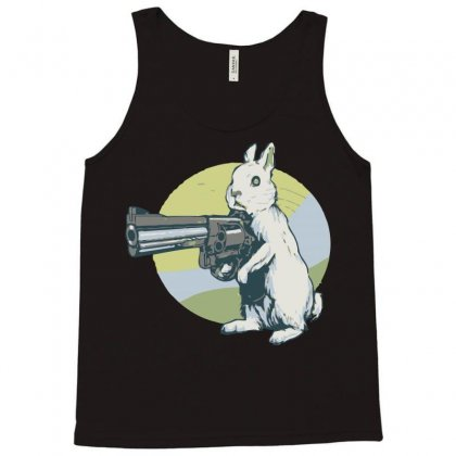 Hare Trigger Graphic Tank Top