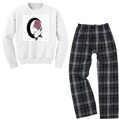 Alive I Guess Youth Sweatshirt Pajama Set Designed By Nashashanu