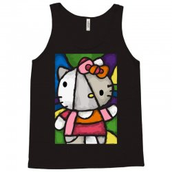 hello picasso kitty Tank Top | Artistshot