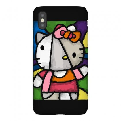 Hello Picasso Kitty Iphonex Case Designed By Mdk Art