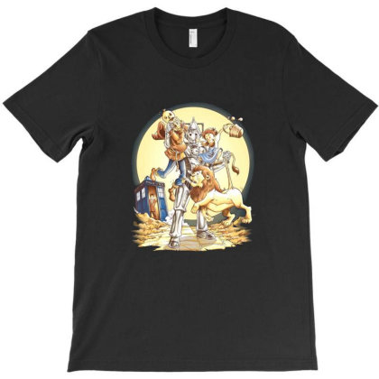 Planet Of Oz T-shirt Designed By Rebecca