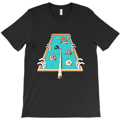 Pool Games T-shirt Designed By Rebecca