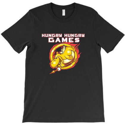 Hungry Hungry Games T-shirt Designed By Kahans