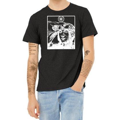 Kamikaze Japan Ww2 Funny Heather T-shirt Designed By Lyly