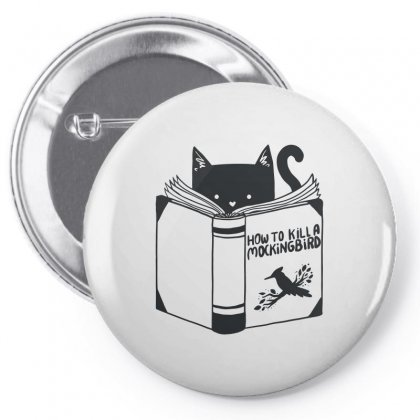 How To Kill A Mockingbird Pin-back Button Designed By Mdk Art