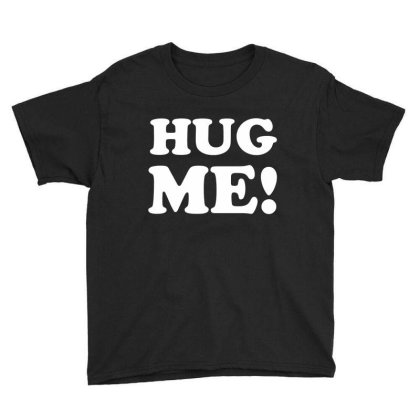Hug Me Youth Tee Designed By Lyly