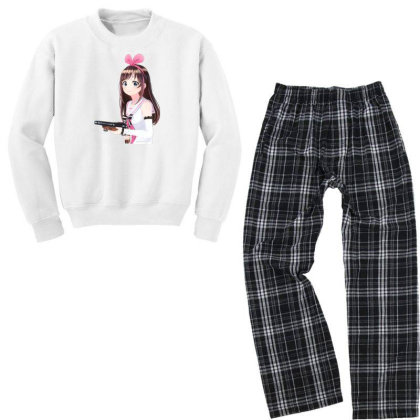 Pavi's Art Youth Sweatshirt Pajama Set Designed By Pavi_thra
