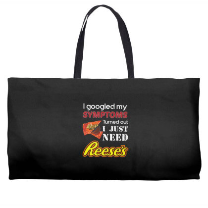I Just Need Reeses T Shirt For Christmas Weekender Totes Designed By Platinumshop