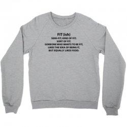 fit(ish) Crewneck Sweatshirt | Artistshot