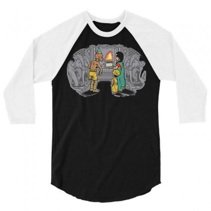 I Can't Blow Out The Candles 3/4 Sleeve Shirt Designed By Mdk Art