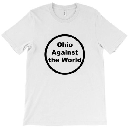 Ohio The World T-shirt Designed By Ariepjaelanie