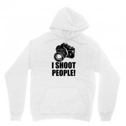 i shoot people t shirt funny photographer tee camera photography digit Unisex Hoodie | Artistshot