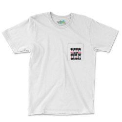 Memorial Day Honor The Sacrifice Pocket T-shirt Designed By Joymartine060
