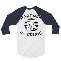 partner in crime 3/4 Sleeve Shirt | Artistshot