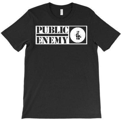 Public Enemy T-shirt Designed By Funtee