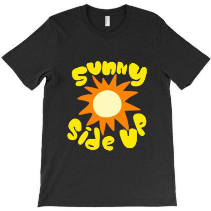 Sunny Side Up T-shirt Designed By Coolstars