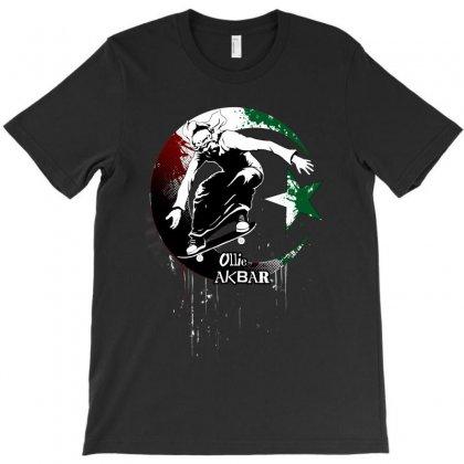 Ollie Akbar T-shirt Designed By Black Draws Stuff