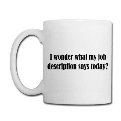 Job Description Coffee Mug Designed By Suryanaagus