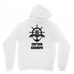 Captain Grandpa Unisex Hoodie   Artistshot